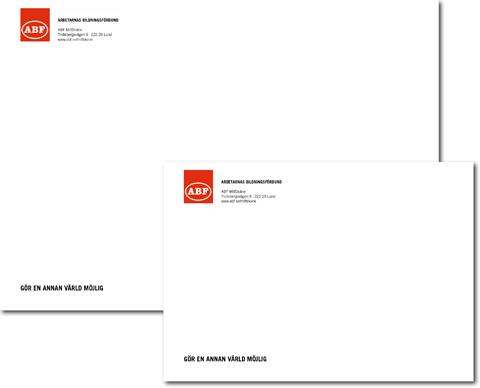 ABF Kuvert